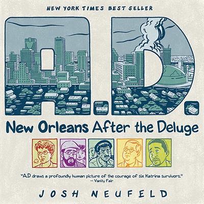 A.D. By Neufeld, Josh