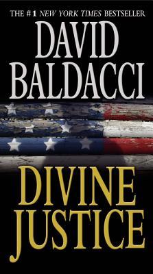 Divine Justice By Baldacci, David